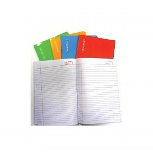 A4 Size Single line Notebook (Pack of 10) 1