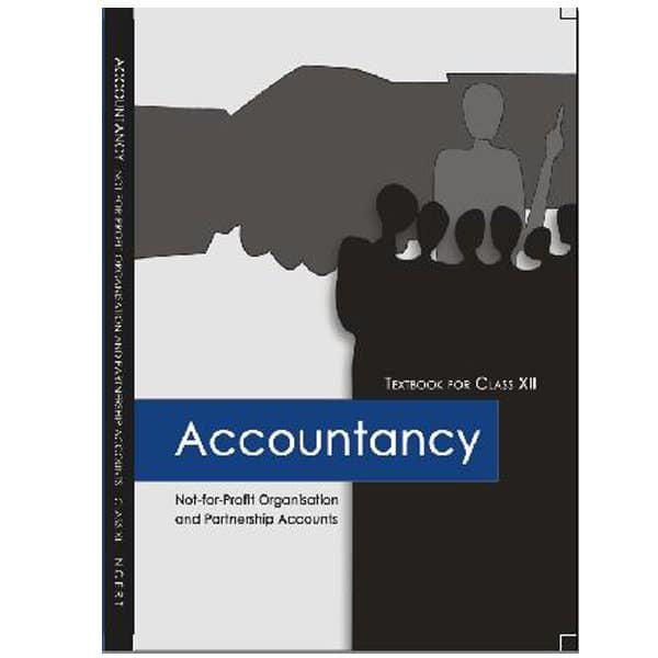 Accountancy Part 1 Class 12th NCERT Book Skool store