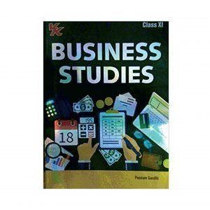VK Business Studies Class 11 by Poonam Gandhi