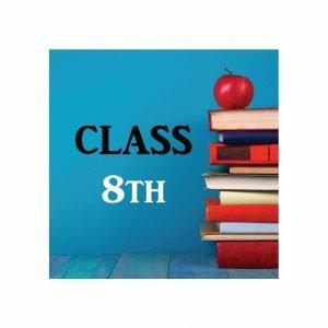Saupin's School Class 8 Book Set
