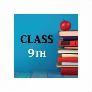 Saupin's School Class 9 Book Set