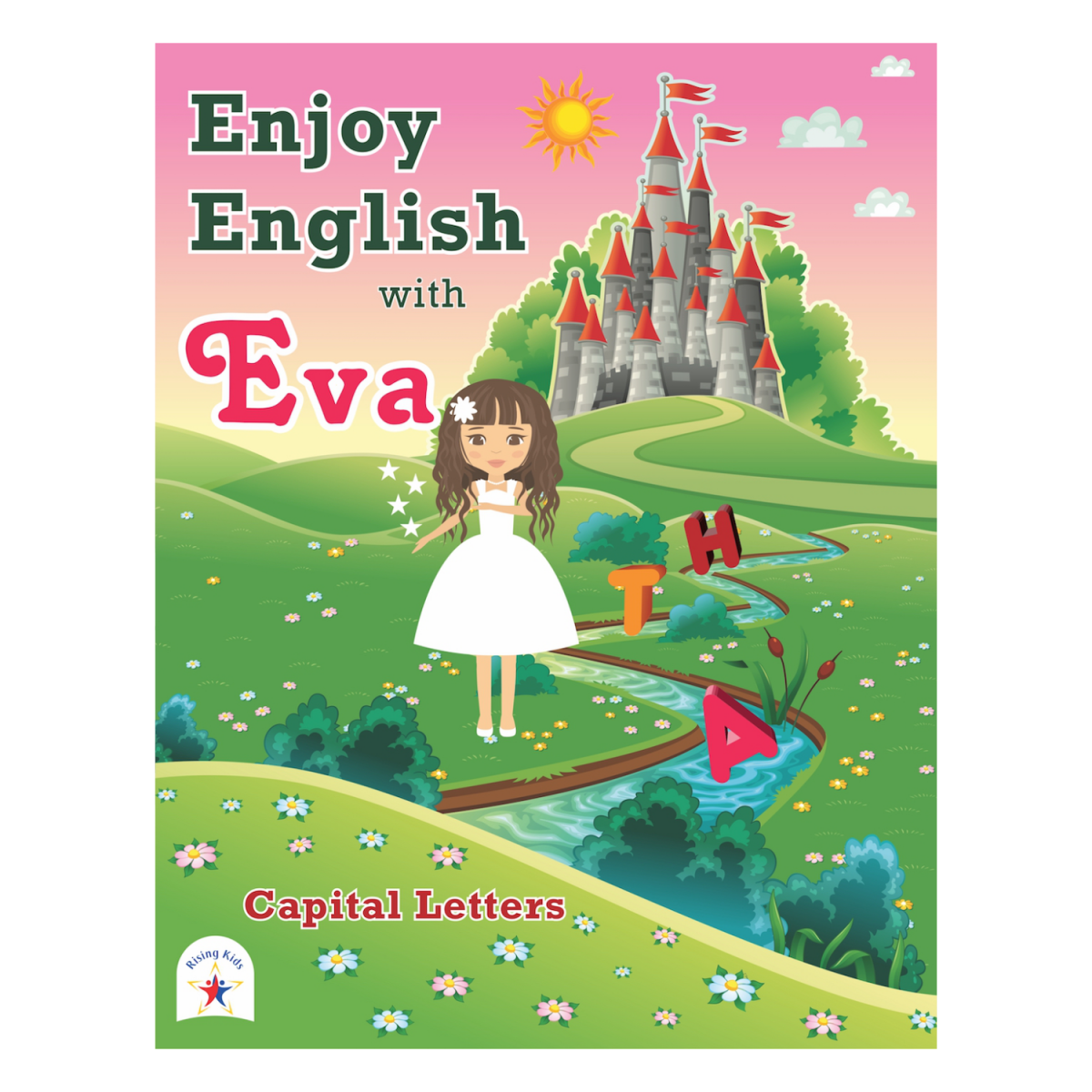 Enjoy English with EVA - Rising Kids (Capital letters)