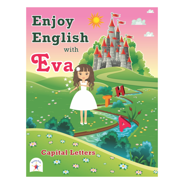 Enjoy English with EVA - Rising Kids (Capital letters)