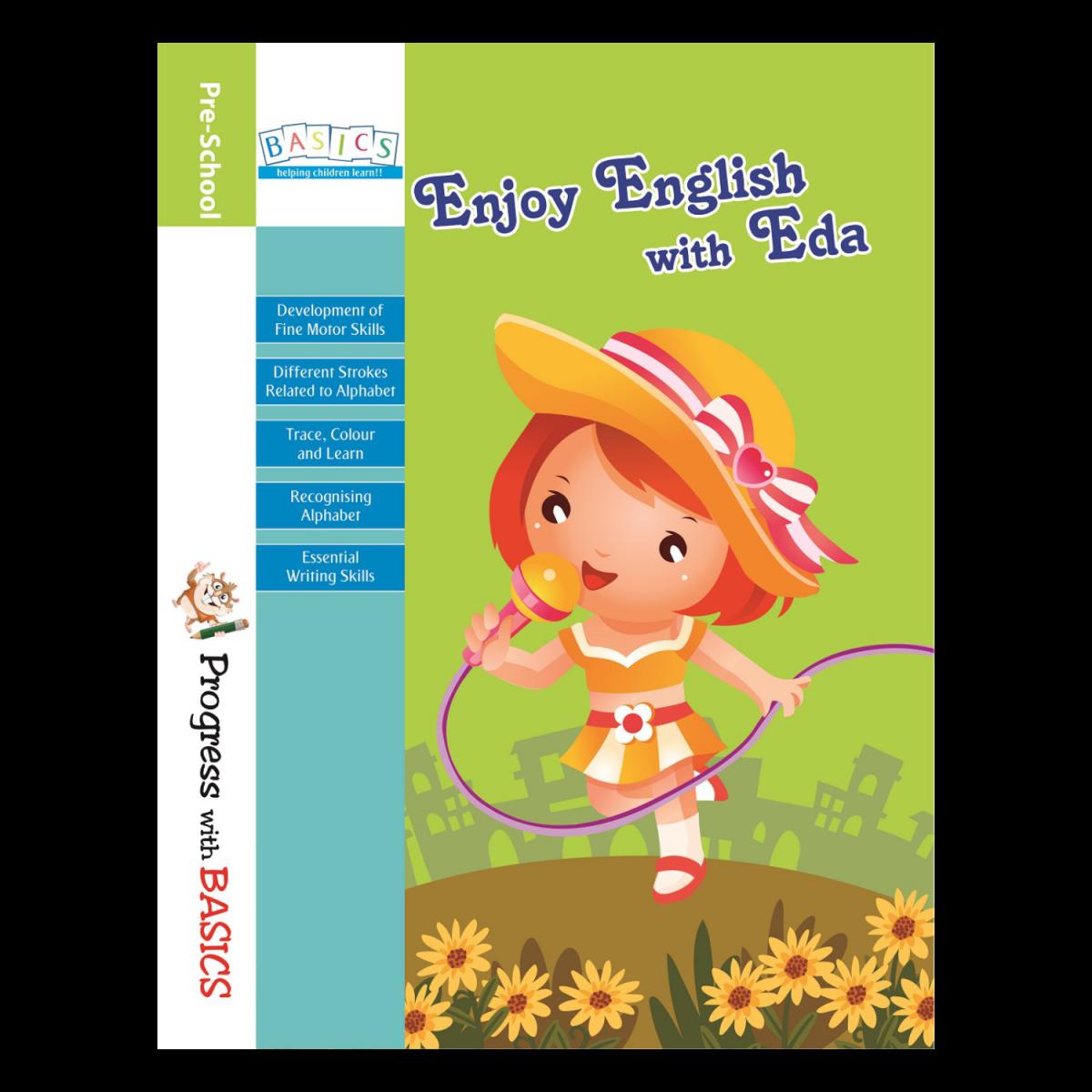 Enjoy English with Eda ( Alphabet Capital Letter) - Basics