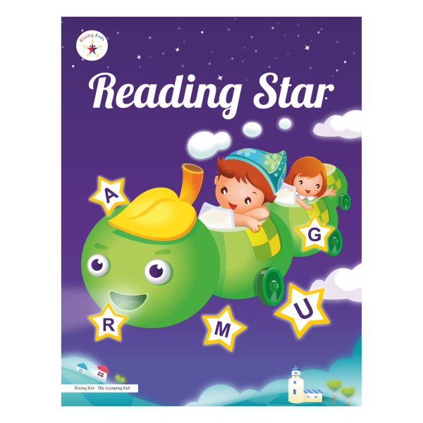 Reading Star My First English Book - Rising Kids
