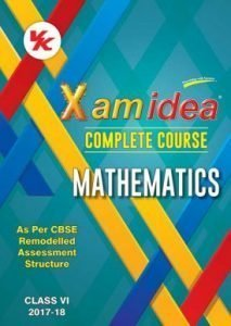 Xam idea Mathematics Class 6th (2019-20)