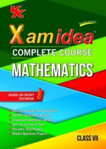 Xam idea Mathematics Class 7th (2019-20)