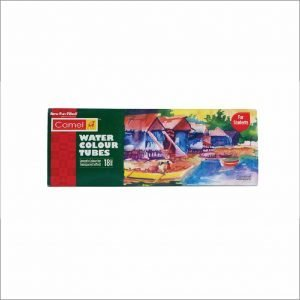 Camlin Kokuyo Student Water Color Tube - 5ml tubes, 18 Shades