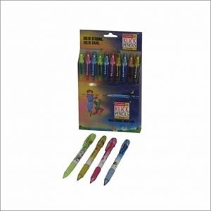 Camlin Kokuyo Klick Soild Dark Pencil - Pack of 10