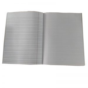 Interleaf Double Line Notebook (Pack of 10)