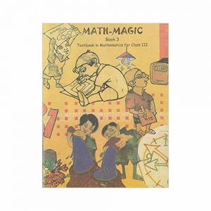 NCERT Math Magic Class 3 Maths book