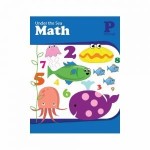Customised Under the Sea Maths Workbook