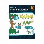skoolstore| Customised Workbook Picture Math Addition, Maths workbook,