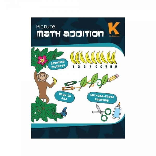Customised Workbook Picture Math Addition