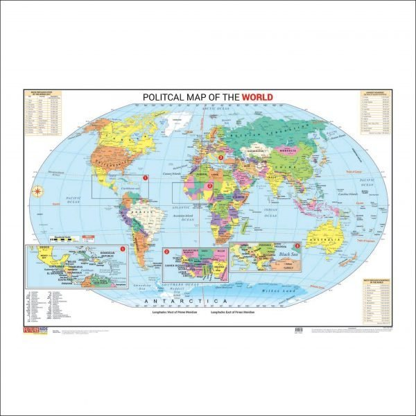 politcal-Map-of-the-world