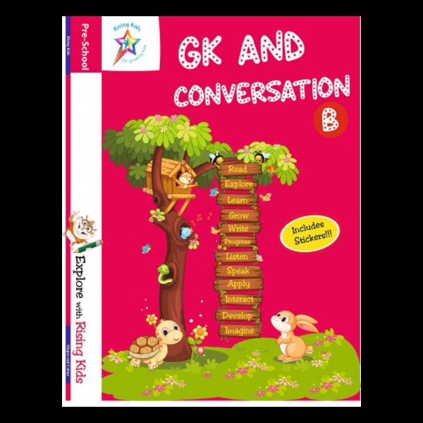 GK and Conversation- B Rising Kids