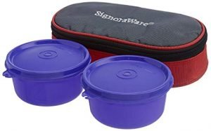 Signoraware Mid Day Lunch Box With Bag3