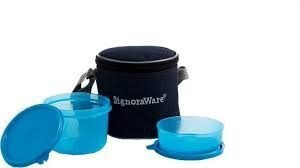 Signoraware Small Lunch Box With Bag2
