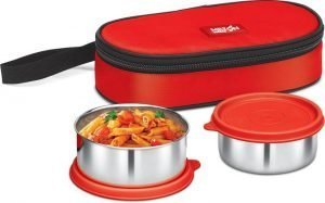 Milton Circular Lunch Box 2 Cont.