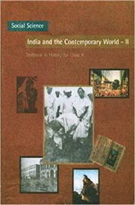 India & Contemporary World-II - NCERT Social Scince 10th class