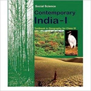 Social Science Contemporary India - I for Class - 9
