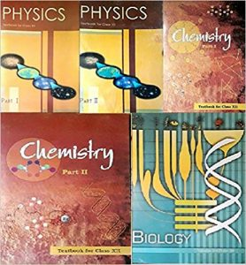 Physics Textbook (Part 1 & 2) – NCERT