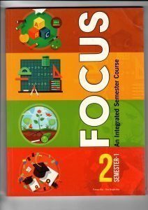 Focus An Integrated Semester Course 1st