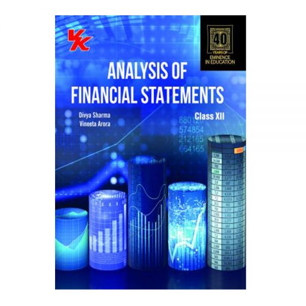Analysis of Financial Statements (Part B) VK Publications