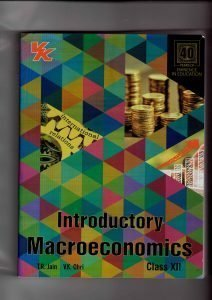 Introductory Macroeconomics Class 12th T.R. Jain And V.K. Ohri
