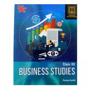 Business Studies Class 12th Poonam Gandhi