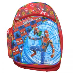 Spider man School Bag For Kids