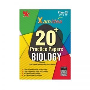 Xam idea 20+ Practice Paper Biology Class 12th (2019-20)