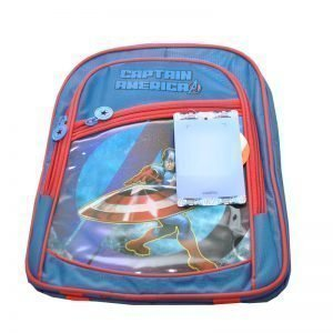 Captain America School Bag Skool store