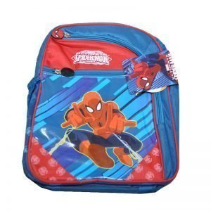 Spiderman School Bag For Kids