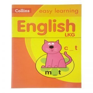 Collins Easy Learning English LKG Skool Store
