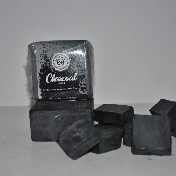The Love CO charcoal Soap2