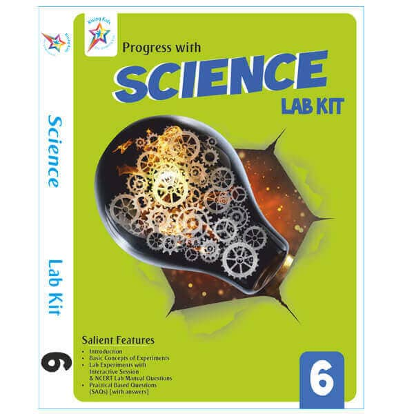 Science Lab Manual Class 6th – Rising Kids- Skool store