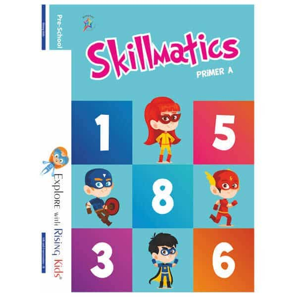 Skillmatics Primer – A – Rising Kids -Skool store
