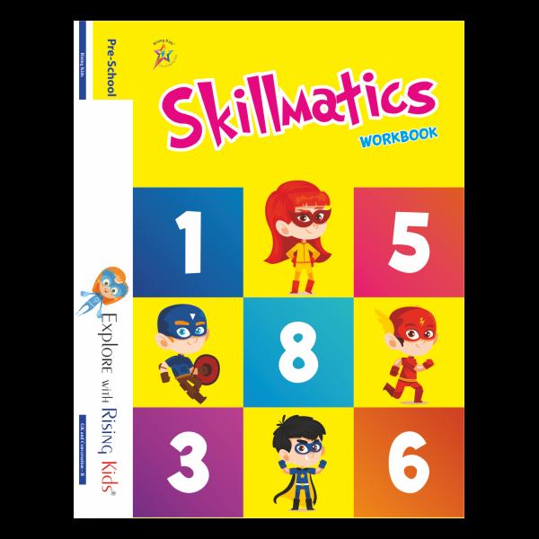 Skillmatics Workbook – Basics