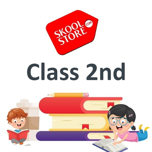 2nd Class NCERT Book Set Skool Store