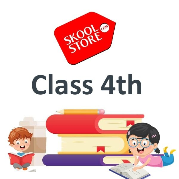 4th Class NCERT Book Set Skool Store