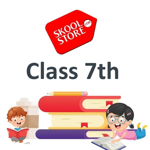 7th Class NCERT Book Set Skool Store