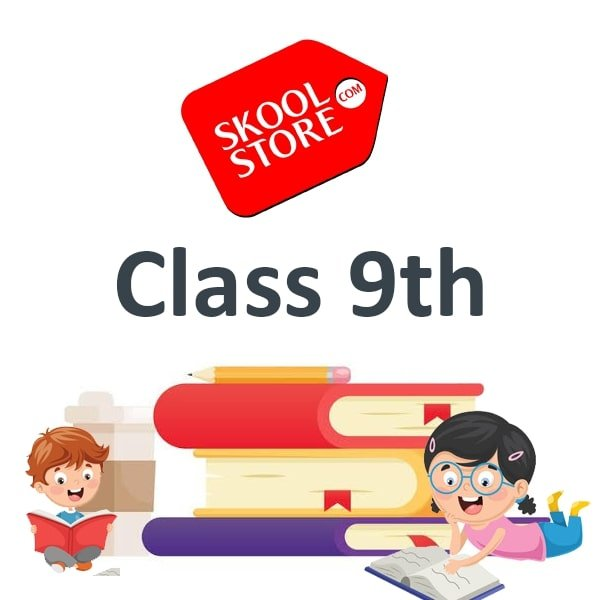 9th Class NCERT Book Set Skool Store