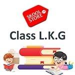 L.K.G CLass Book set